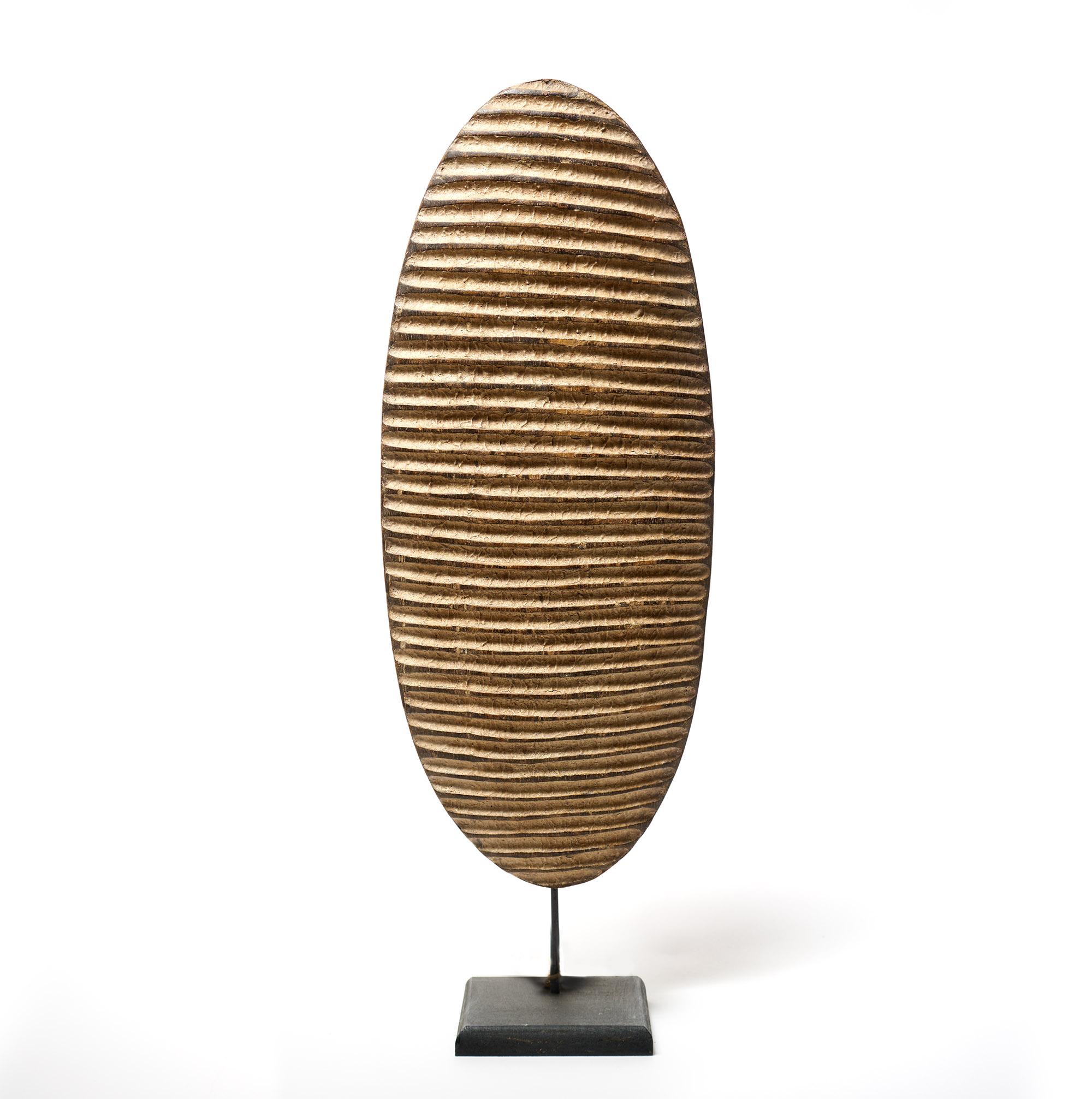 Escudo  africano de madera