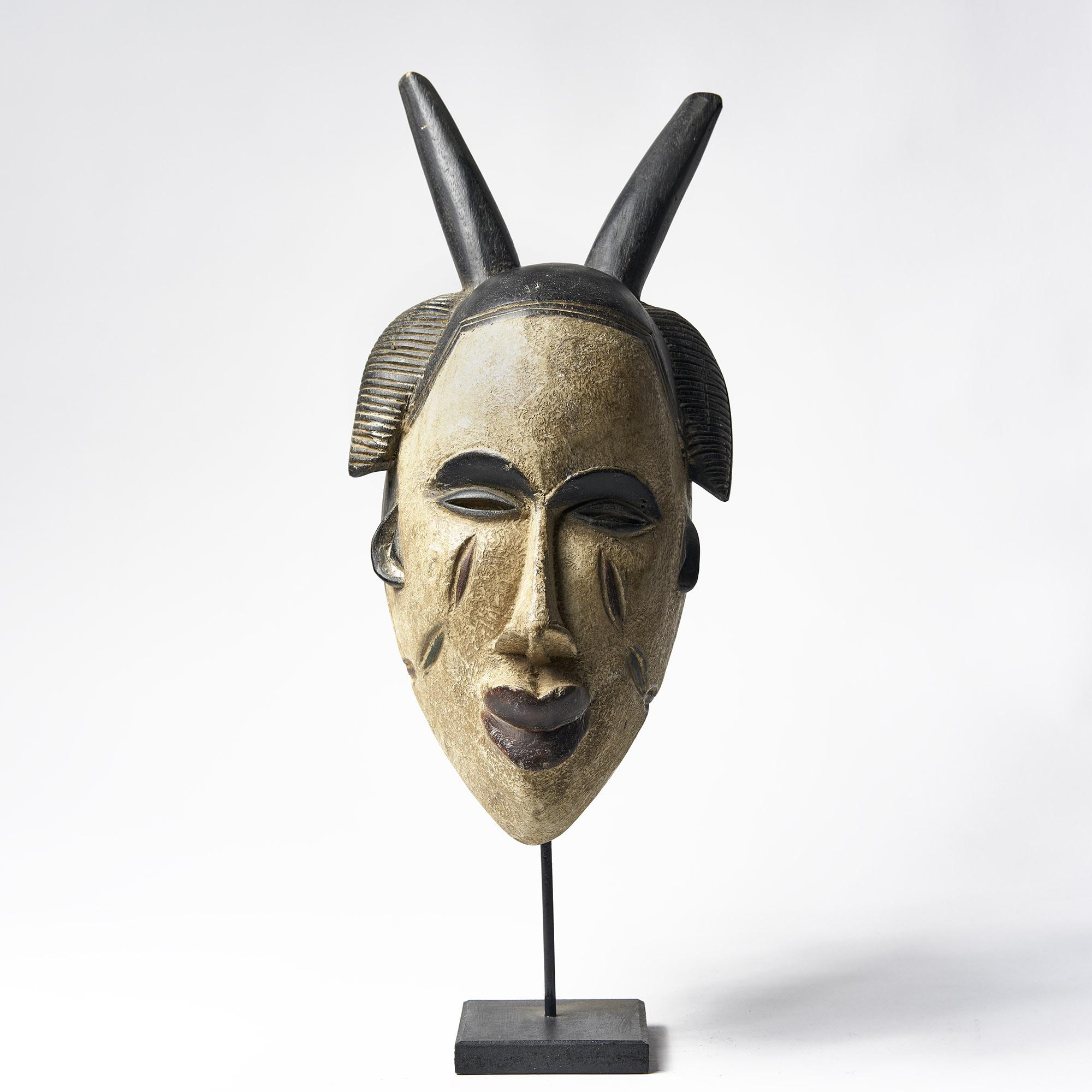 Máscara de madera, Igbo.