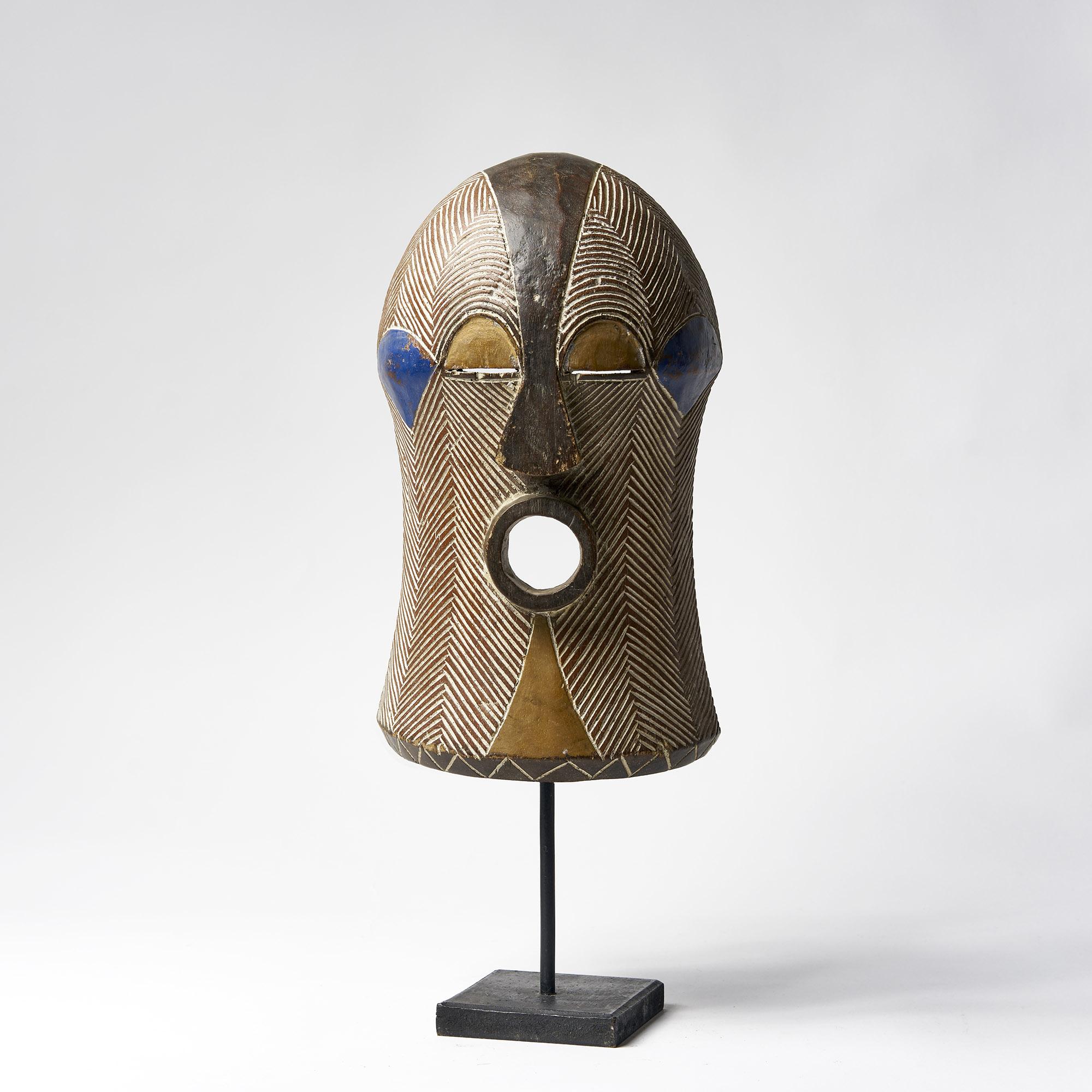 Mascara Songye de la República de Congo