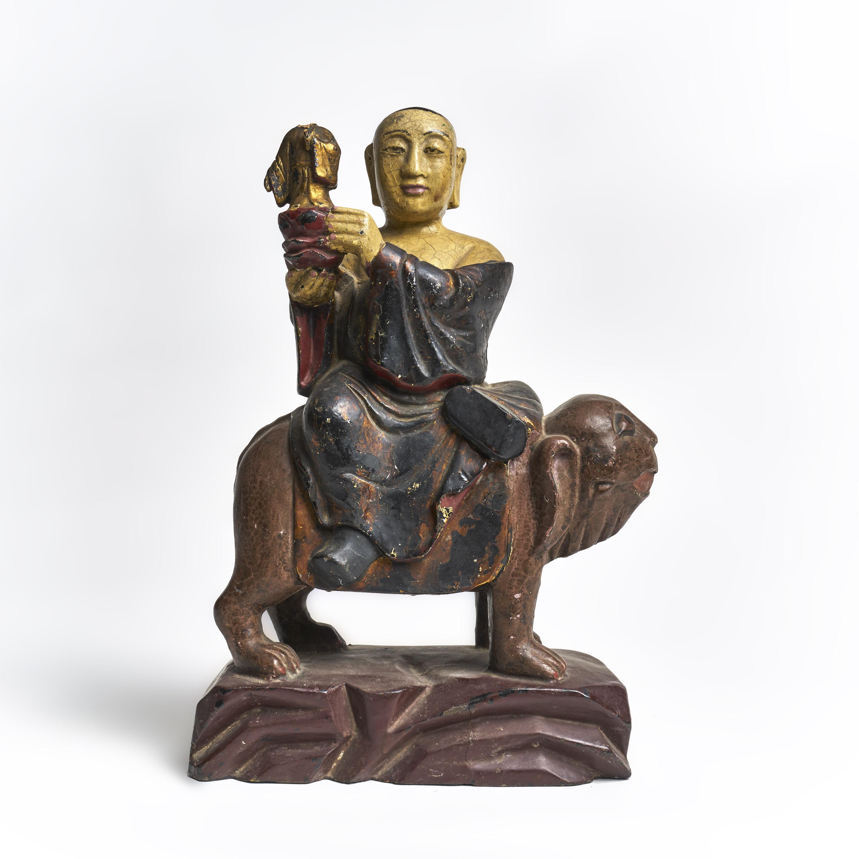 Figura de madera Vietnam
