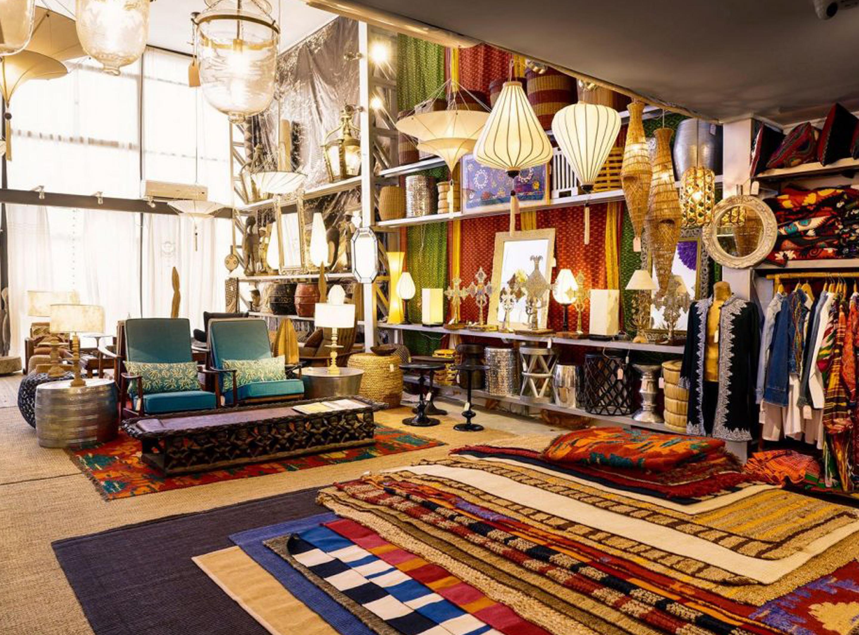 El Galpón Imports trae otras culturas al alcance de los amantes del diseño y la artesanía de valor