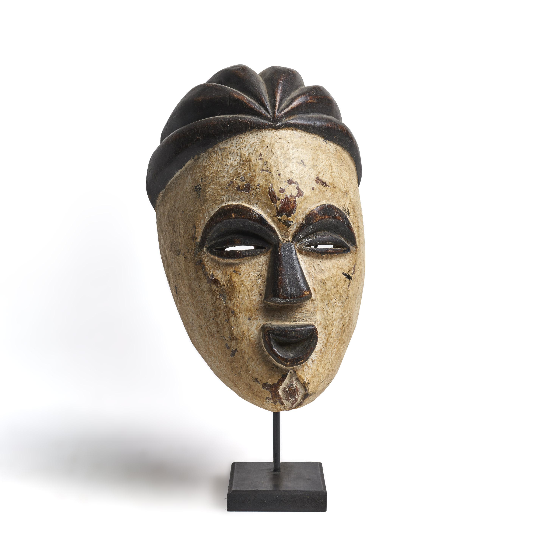 Máscara Igbo de madera