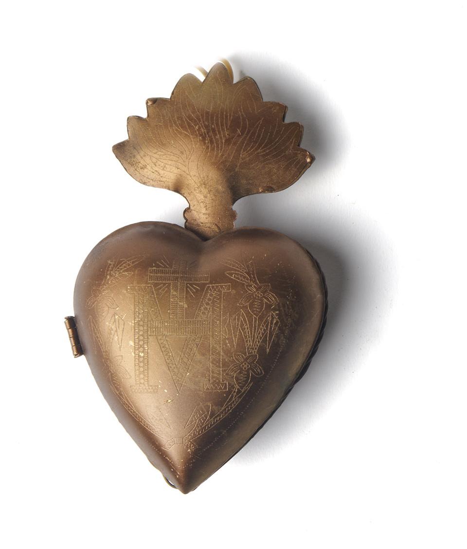 Corazón cobre