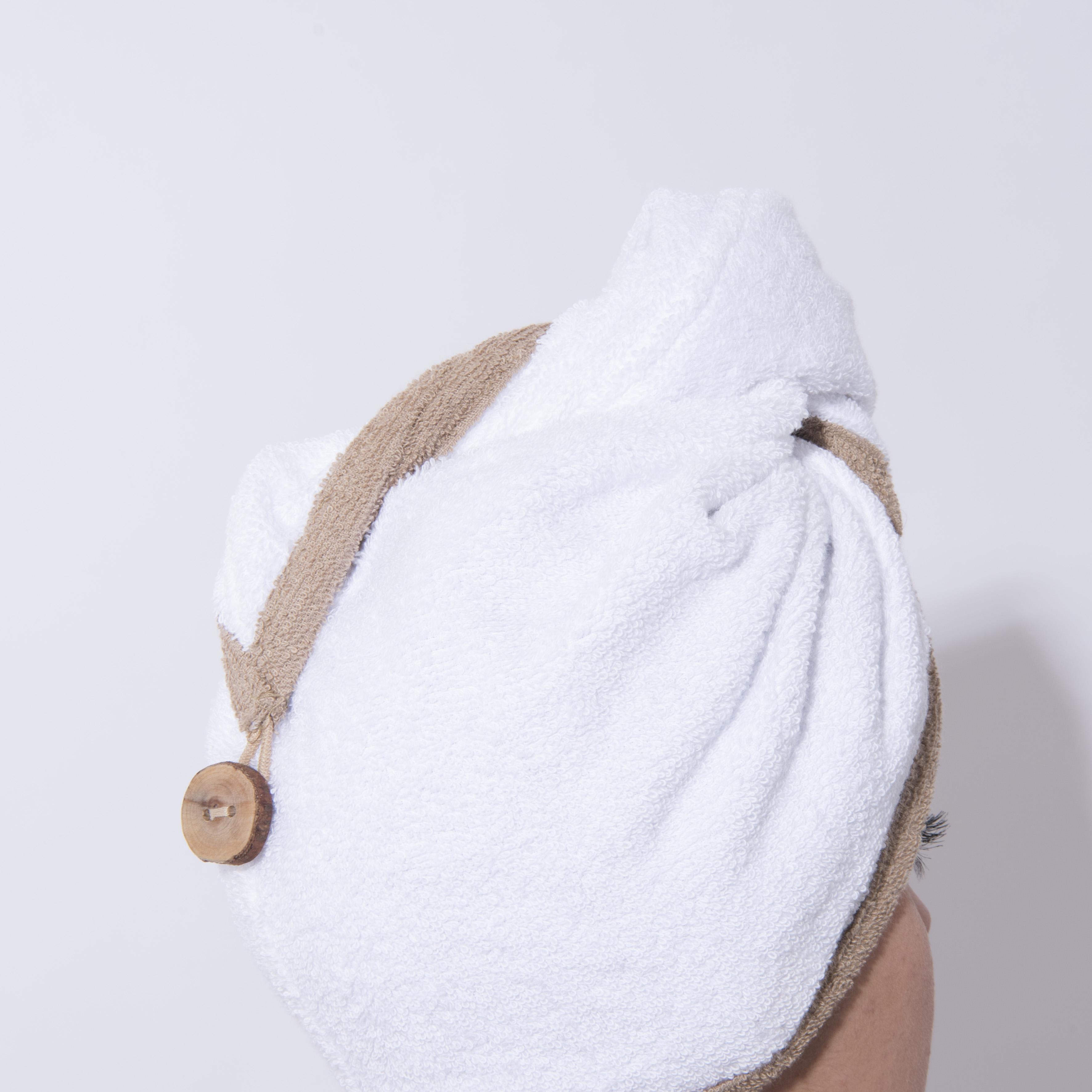 Necessaire con turbante