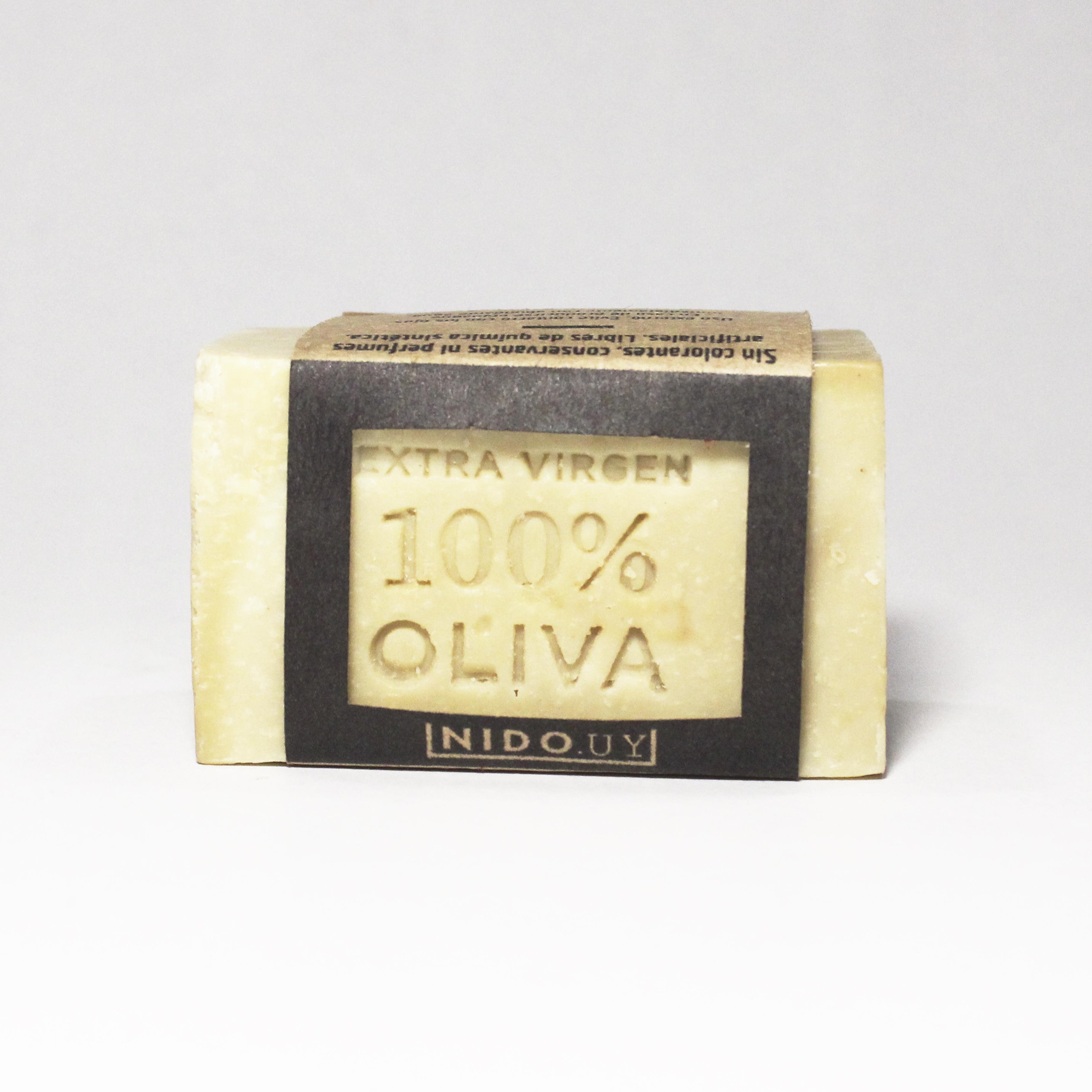Jabones 100% oliva