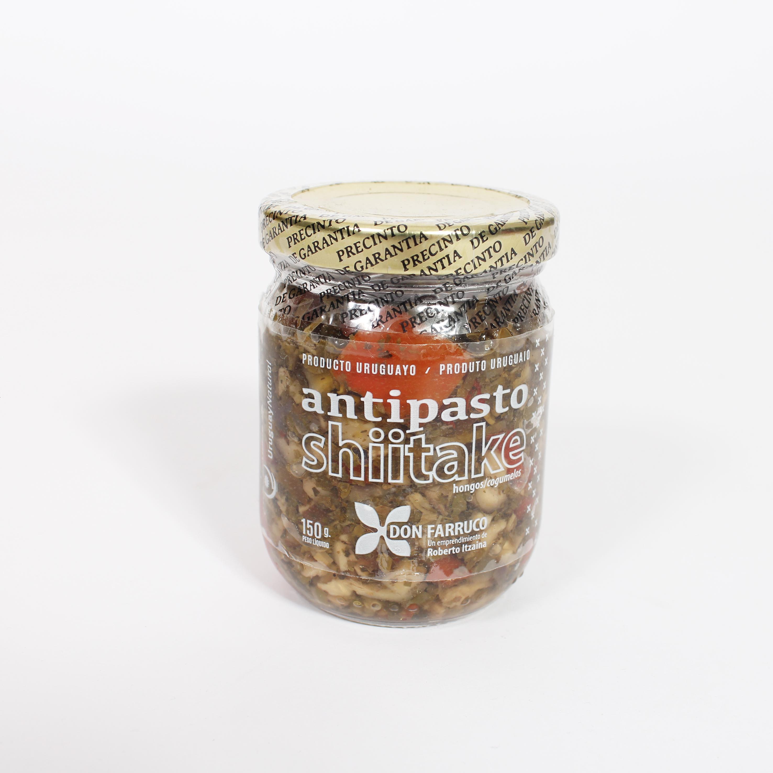 Antipasto Shiitake