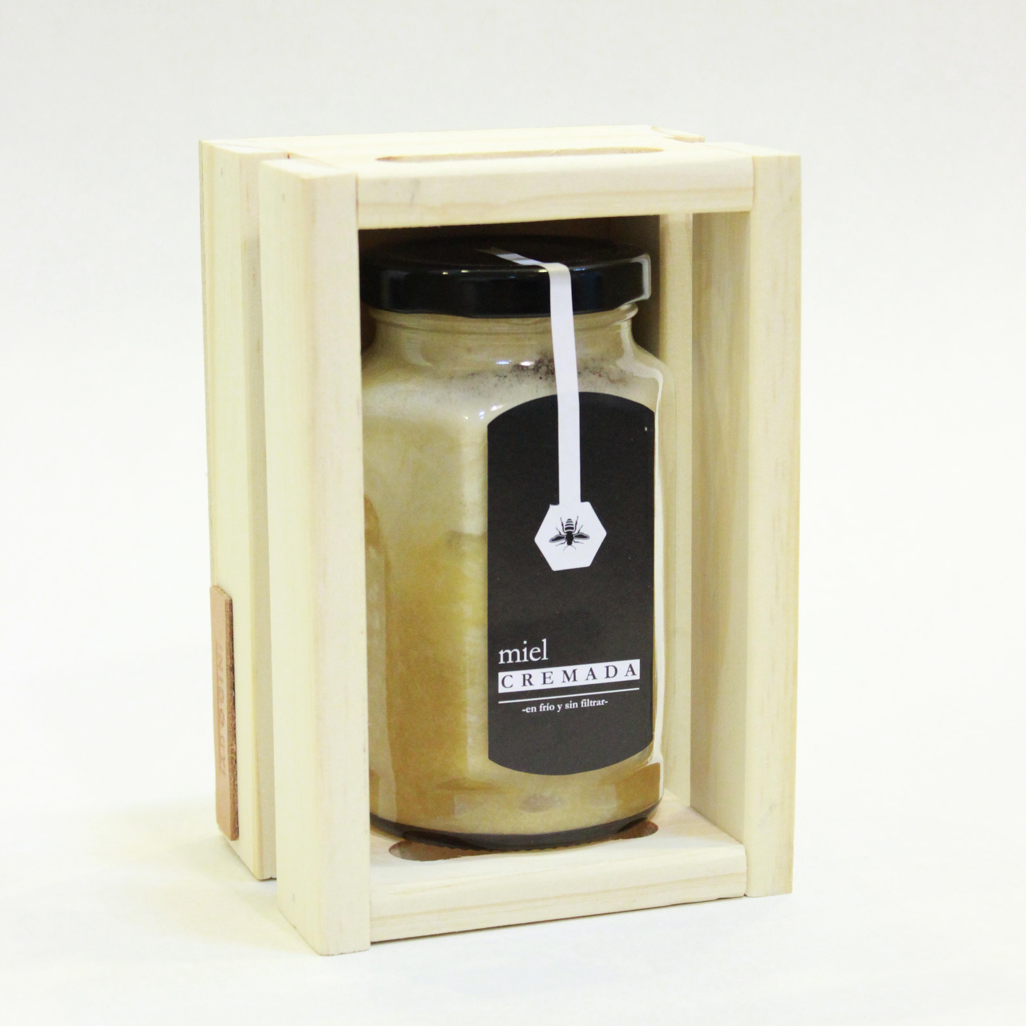 Kit cremada de miel