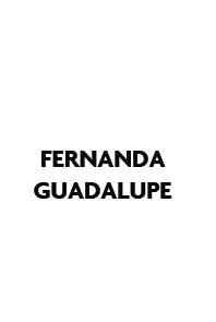 Fernanda Guadalupe