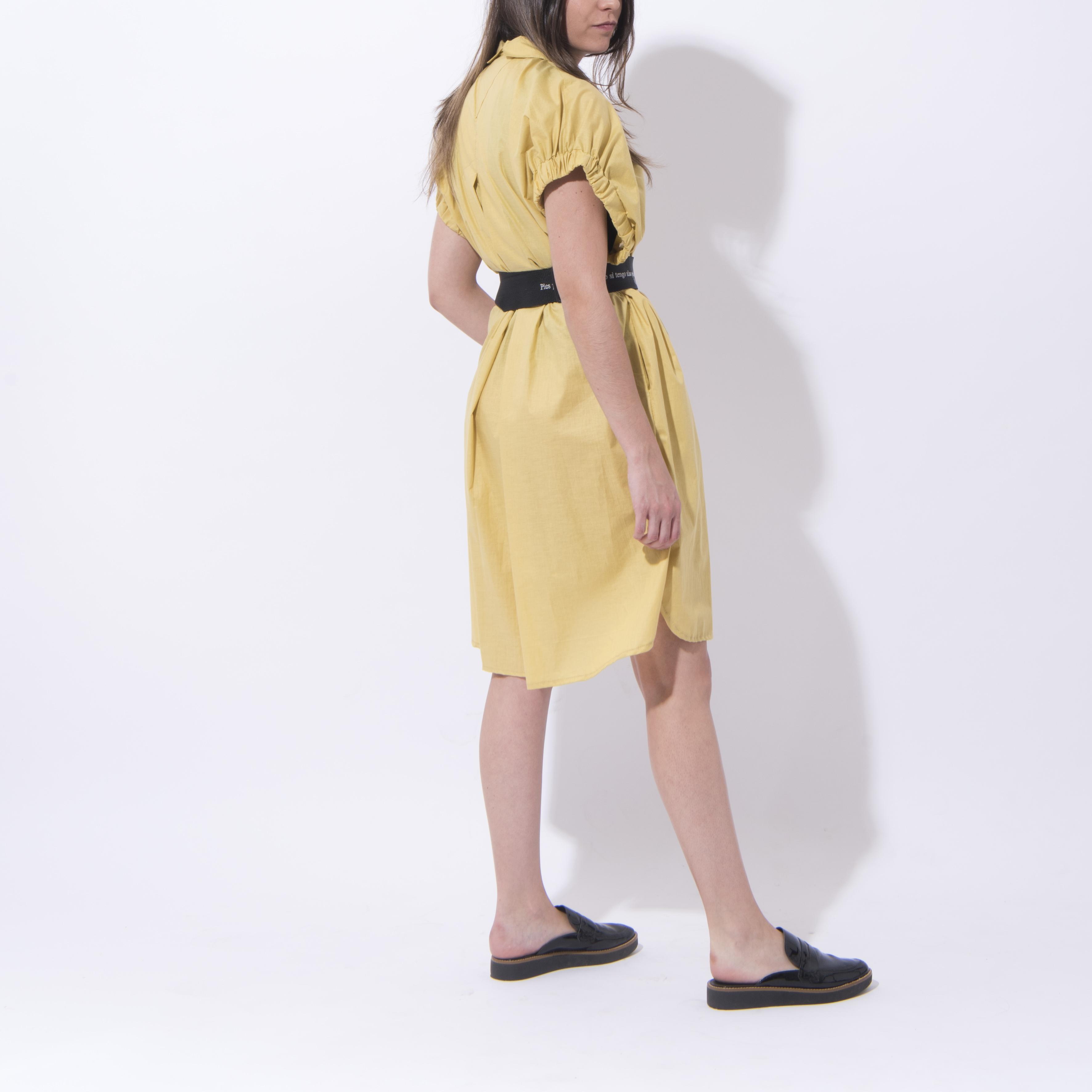 Camisola FRIDA - color amarillo