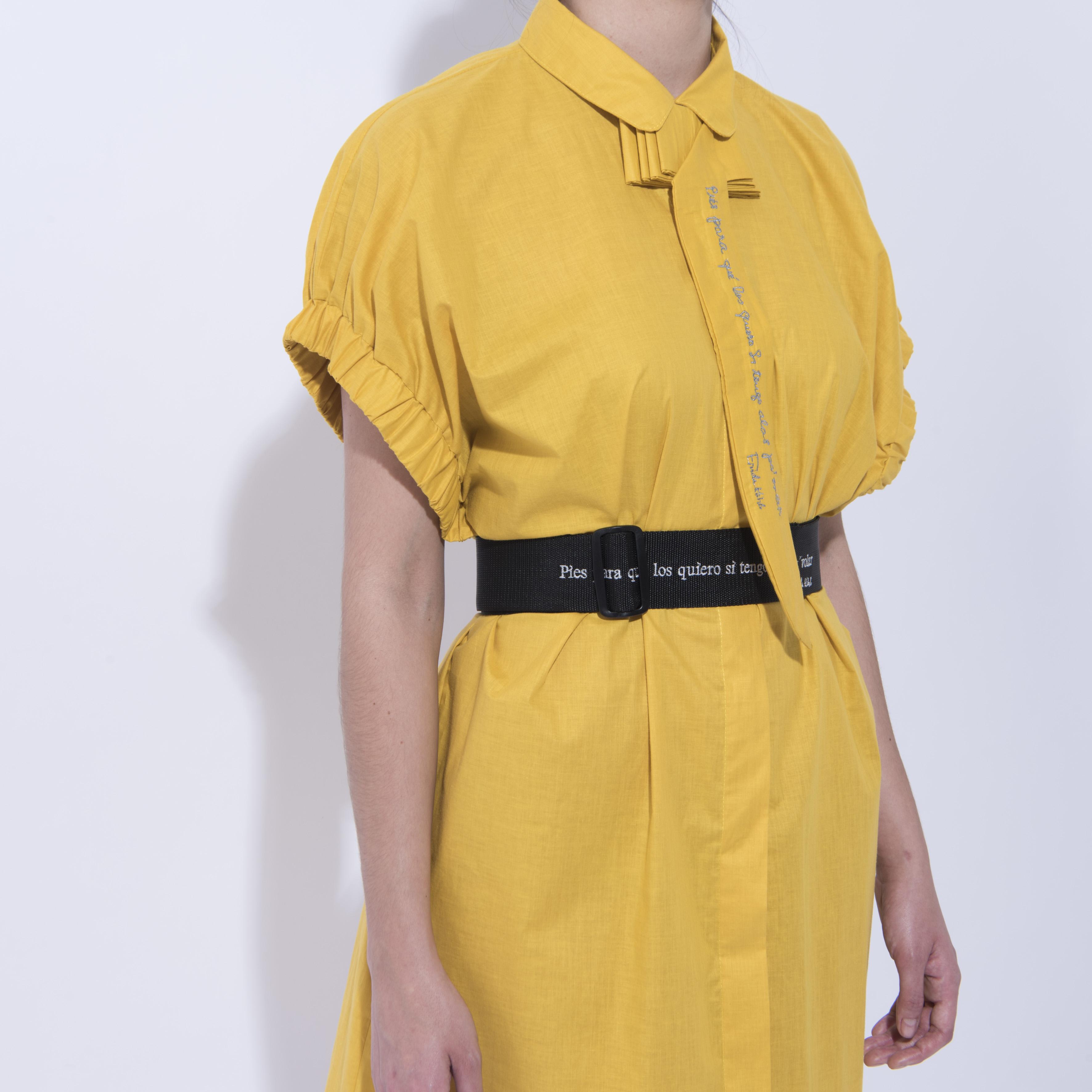 Camisola FRIDA - color mostaza