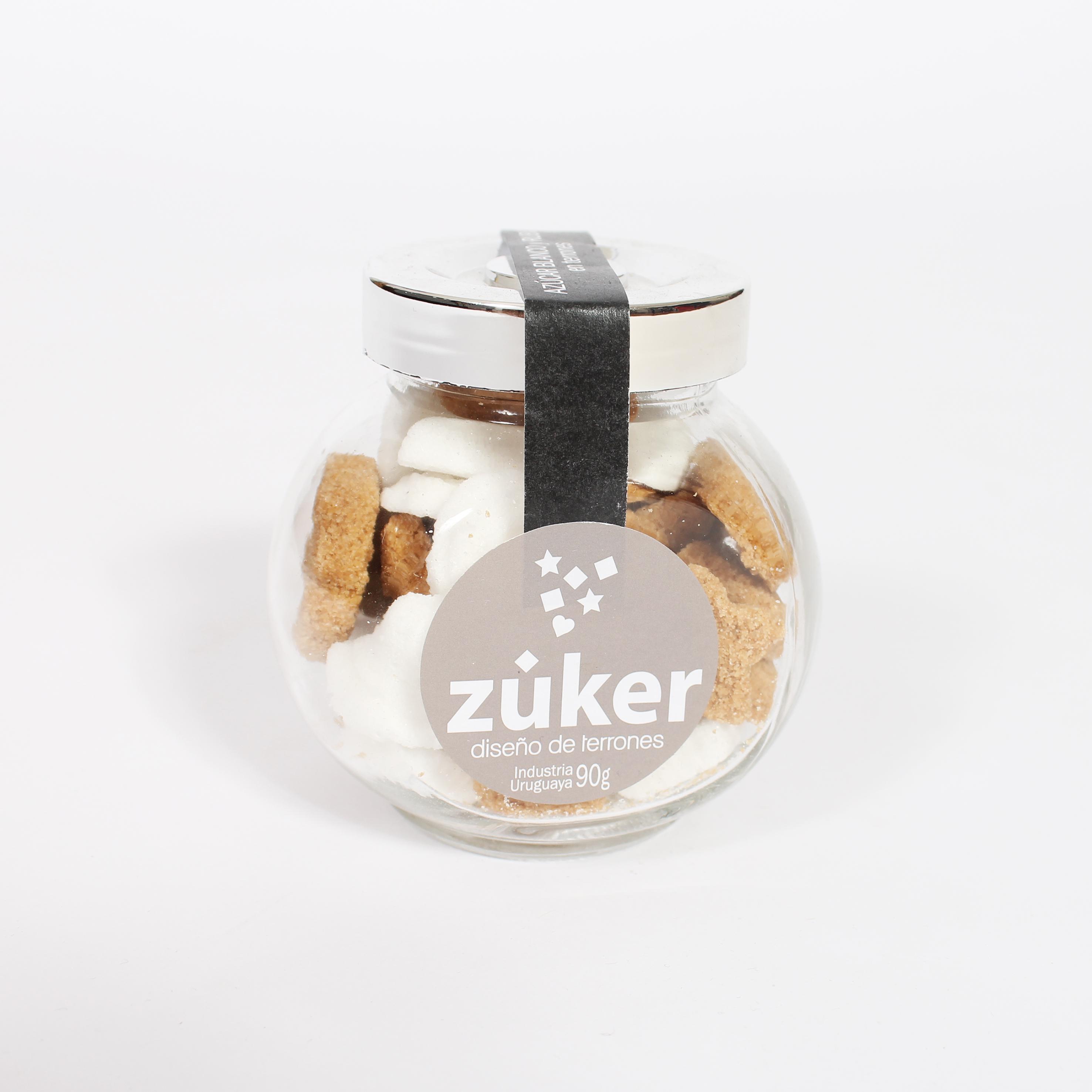 Azúcar blanco y rubio Zúker