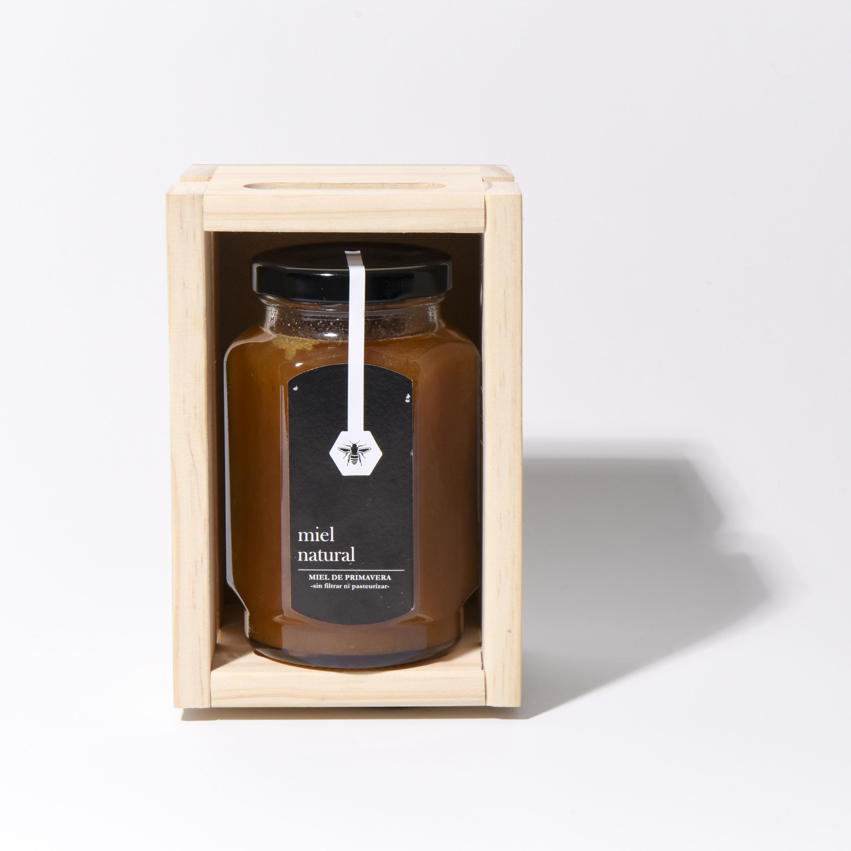 Kit de miel de primavera
