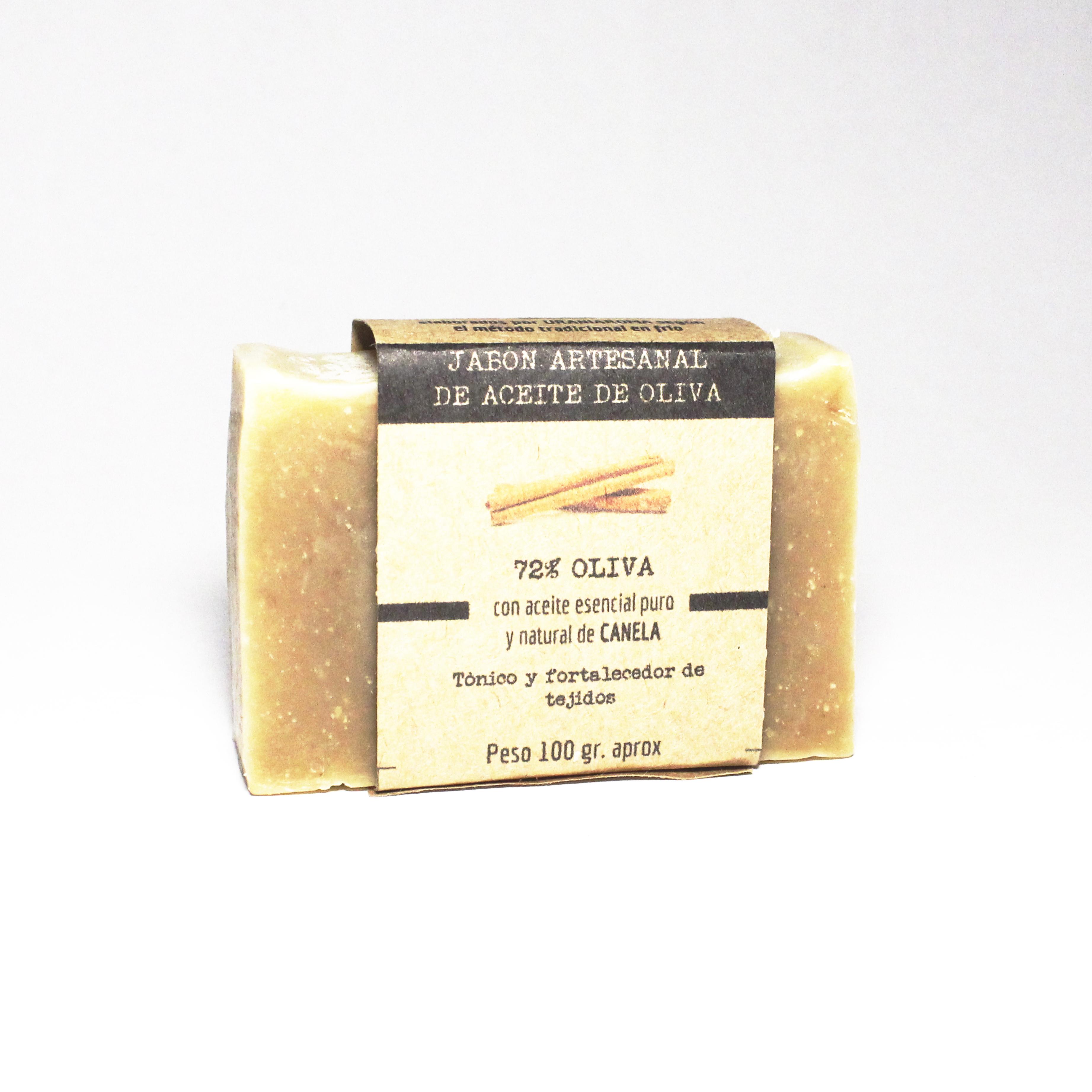 Jabones 72% oliva