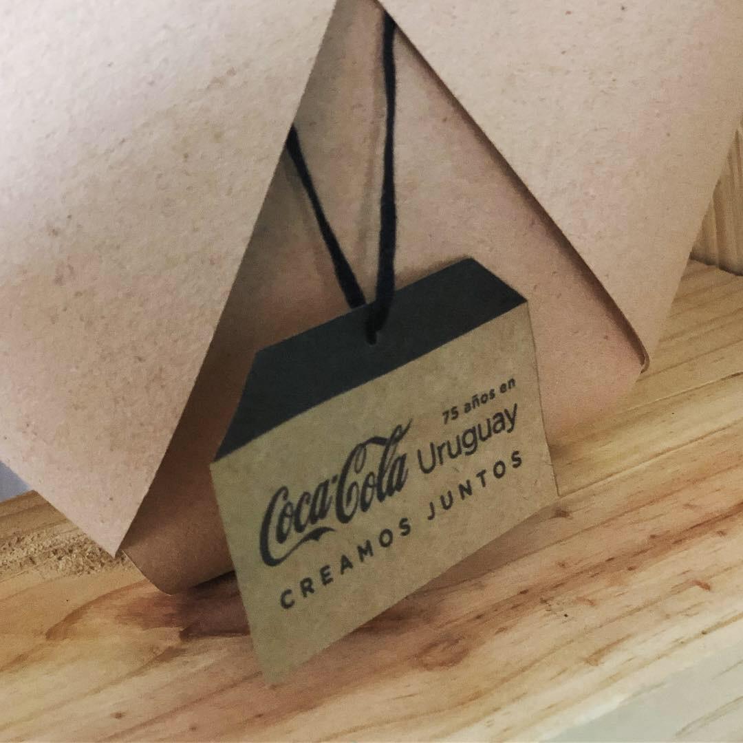 Regalo 75 años Coca Cola