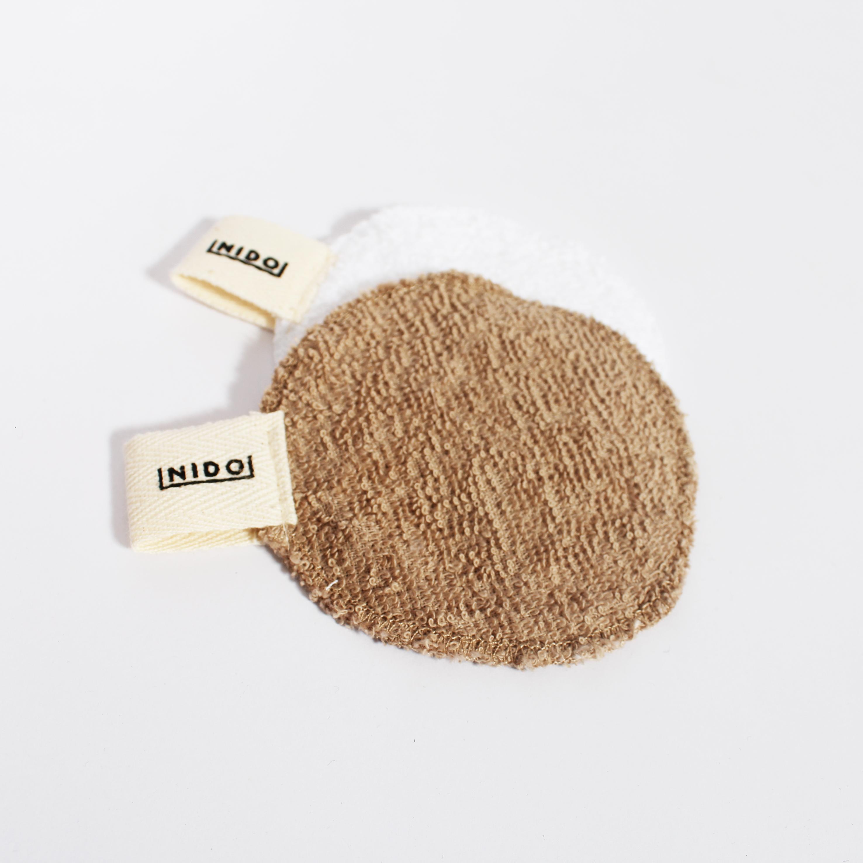 Kit toallita para maquillaje x2