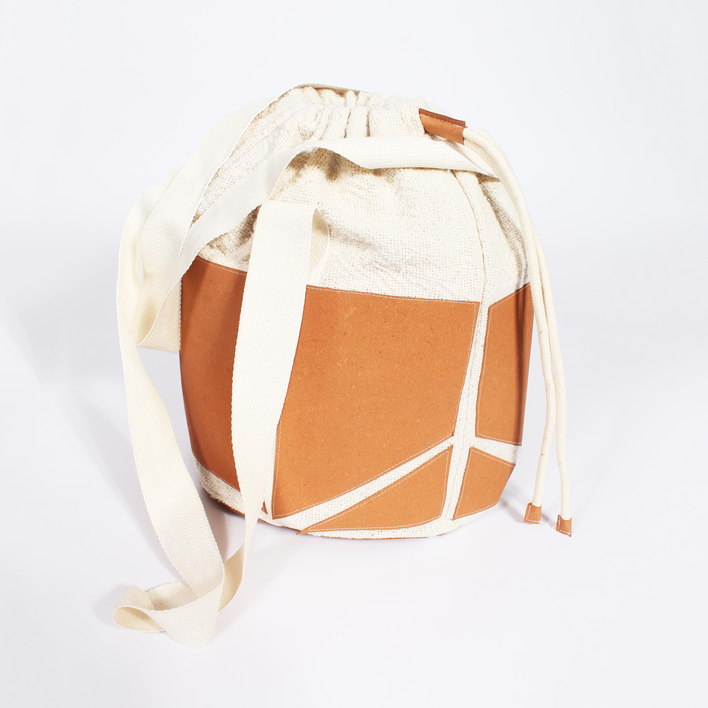 Bolsa Origami grande